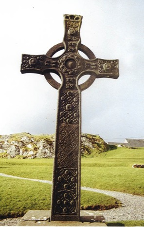 Celtic Cross Iona