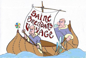Brendan's voyage