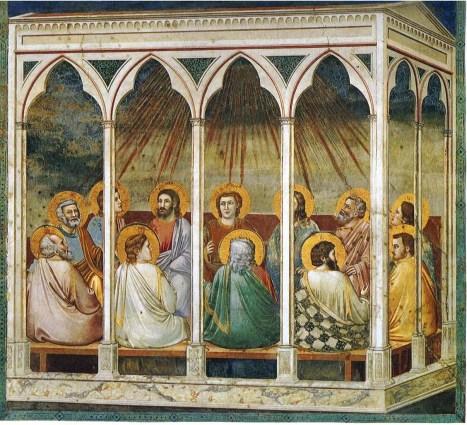 Pentecost - Giotti