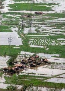 Devastation in Myanmar