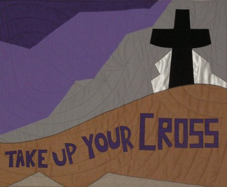 Matthew 16:24 -Taking Up Your Cross