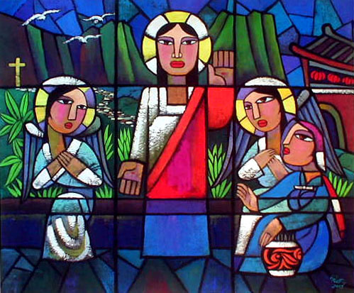 Celebrating Christ the King - Last Sunday of the Liturgical Year