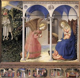Giotto - annunciation