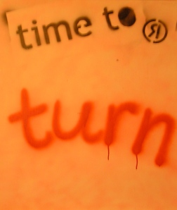 Time To Turn