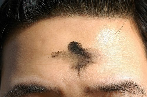 Ash Wednesday Prayer 2012