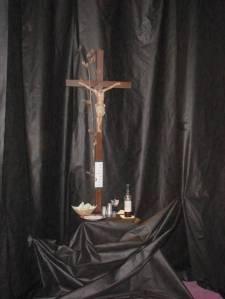 Prayer cave