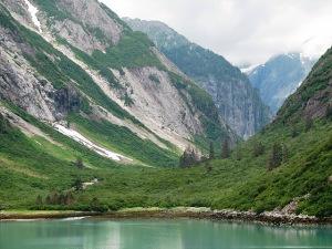Alaskan landscape