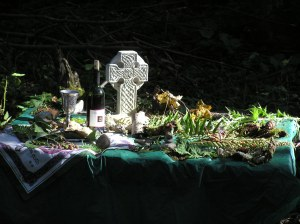 Eucharistic celebration 2010