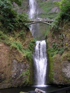 Multinomah Falls Oregon