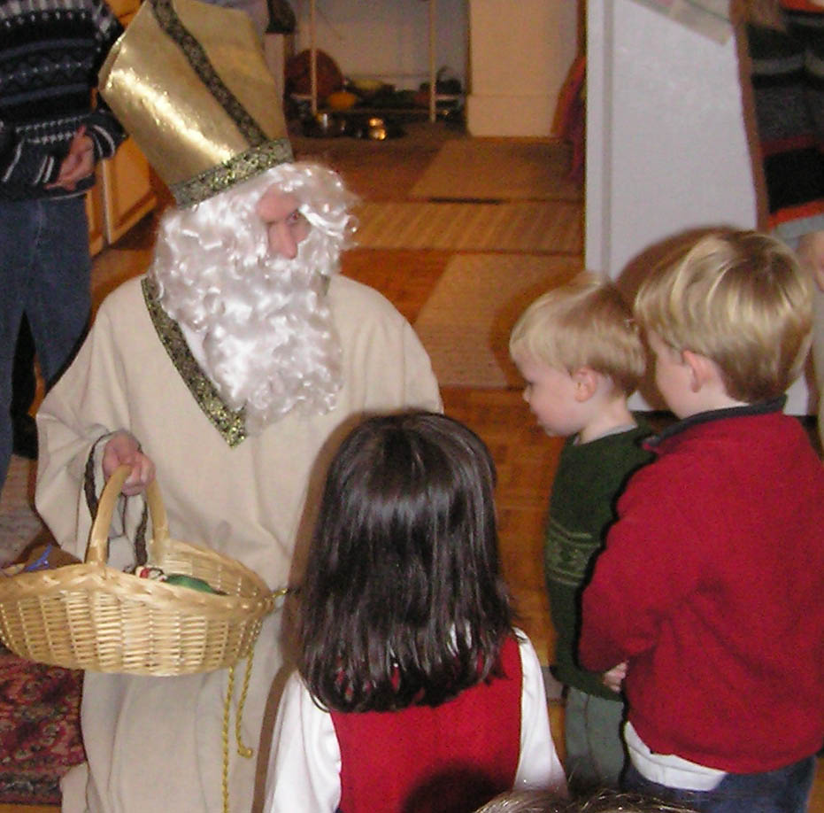 Celebrating Advent With Kids - New for 2012