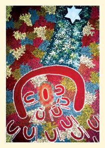 Aboriginal Christmas - unknown artist