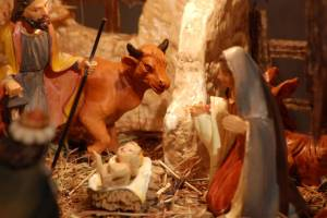 The Christ Child Comes