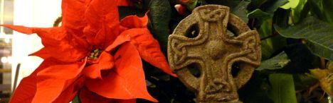 Christmas Cross (c) Andy Wade
