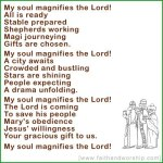 My soul maginifies the Lord – JohnBirch