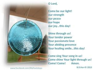 Lord God You are worthy of our praise