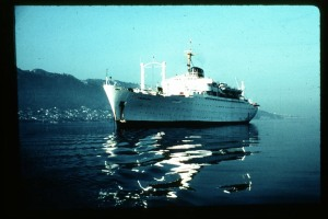 M/V Anastasis Greece 1980