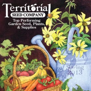 Territorial seeds catalogue