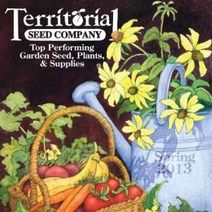 Territorial seeds catalogue