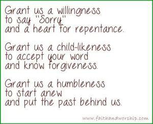 Grant us willingness