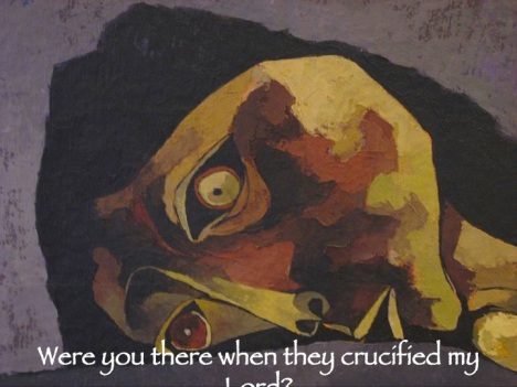 Art by Oswaldo Guayasamín