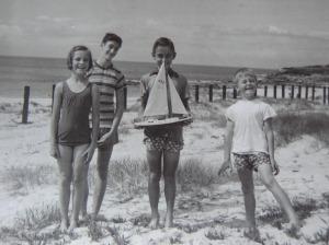 Myself with brothers Nick, Rod and Greg