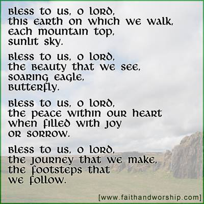Bless to us O Lord - John Birch