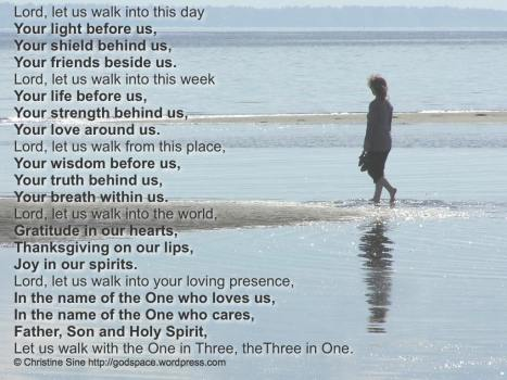 Lord let us walk into this day - small.001.001
